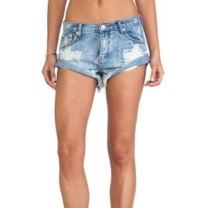 One Teaspoon Bandit Cutoff Shorts